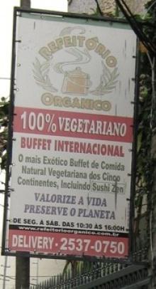 Refeitorio Organico