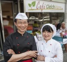 Café Gleichklang (vegan+bio+fair)
